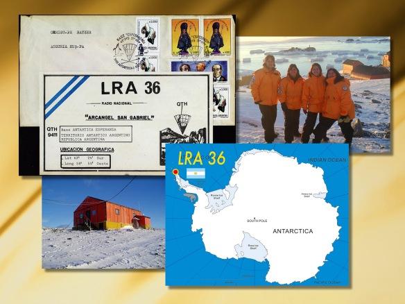 LRA 36, Antarctica. | remotedx